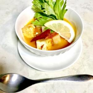 """【レシピ】食べてキレイになる!トムヤムクン風""""ビタミンスープ"""""""