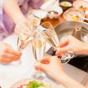 ワイン・日本酒・ビールには美容成分が入ってる!? 楽しく、美しくなる宅飲み術♡