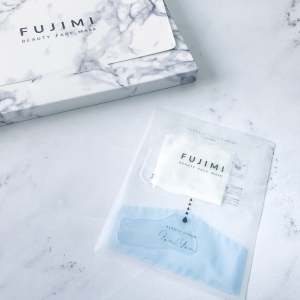 肌診断から処方されるフェイスマスクがFUJIMIから登場