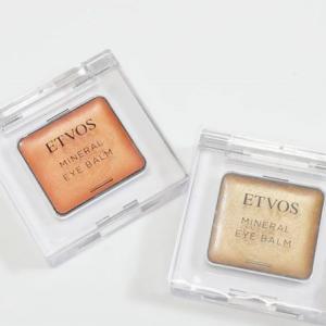 目元の美容クリームとしても◎「エトヴォス」の単色アイシャドウって?