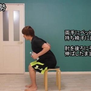 二の腕痩せたい!家で簡単にできる二の腕「振袖」引き締めトレーニング