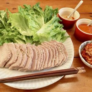 【糖質制限ダイエットレシピ】茹で塩豚のポッサム(アレンジ法も紹介)