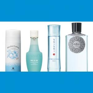 夏の肌をキュッと引き締める! サッパリ気持ちいい収れん化粧水4選