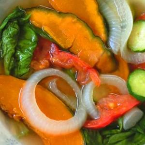 野菜を干せばビタミンやミネラルがアップ・干し野菜のレシピ