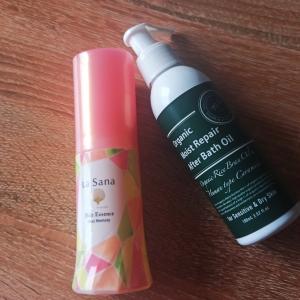 お風呂に上がった後の保湿ケアに◎。肌・髪まで潤い残す、おすすめオイルアイテム