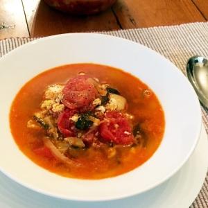【痩せるレシピ】燃焼系スープ1週間チャレンジ「生キクラゲとキムチ」