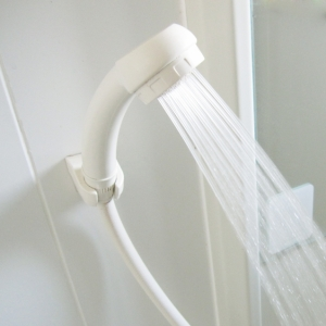 シャワーエステで気になる部分を引き締める
