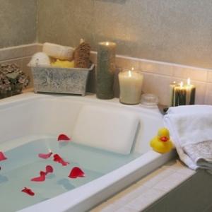 お風呂で心をやわらげる方法は?