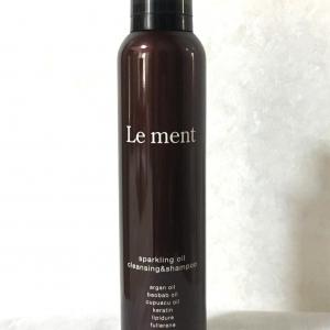 頭皮の汚れを落としてサラサラヘアーに 炭酸シャンプー「Le ment(ルメント)」