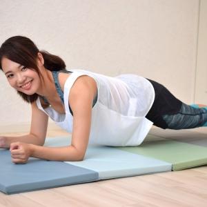 「プランク編」腰が痛い腹筋は意味がない! 効率のいい腹筋引き締めエクササイズpart4