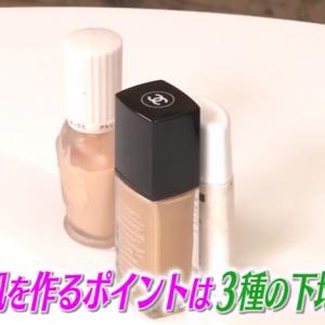 パーツモデル金子エミ愛用! 素肌を美しく見せるツヤ感下地とメイクテクとは