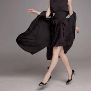 ハイヒールを美しく、疲れずに履く秘訣は「足の若返り」にあった!