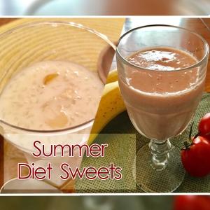 【夏ダイエットレシピ】混ぜるだけ!アーモンドミルクの朝食スイーツ