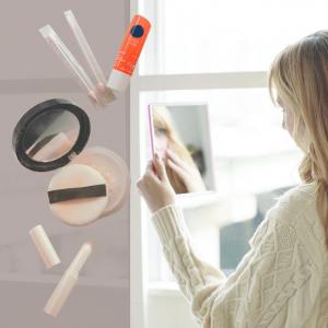 たった2ステップ! 乾燥による化粧崩れを防ぐ&直す簡単ケア