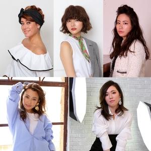 【投票結果発表】モッズ・ヘア×女美会 パリジェンヌ変身プロジェクト