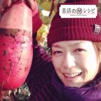 加藤紀子の健康美は、手作りの野菜から