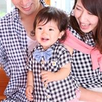 親子で仲良くお揃いコーデ!小沢さんお気に入りのブランド