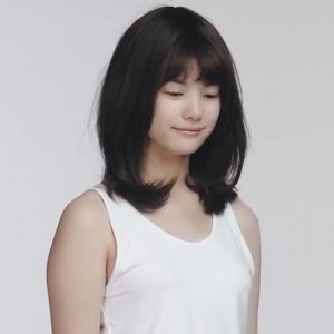 mod's hairの「イージー・カール」で小顔効果抜群のワンカールスタイルを作る!