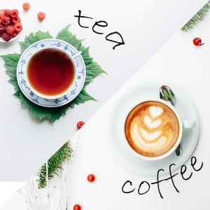 コーヒーと紅茶、美容にいいのはどっち?