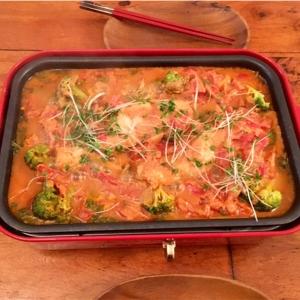 【糖質制限レシピ】トマ味噌DE野菜たっぷりちゃんちゃん焼き〜みんなで美味しくダイエット〜