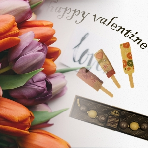 """デパートのバレンタインフェアでみつけた可愛い""""ご褒美チョコレート""""が乙女心くすぐりまくり!"""