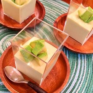 【美肌料理レシピ】シミ無し美人は毎日食べる?! 簡単アボカド豆腐