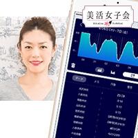 良質な睡眠が美肌を生む!加藤紀子愛用の睡眠アプリ